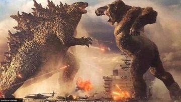 <h3> «Godzilla vs. Kong» </h3> <span style='font-size:10px;'><h5>Η τελευταία του franchise που θα κατευθυνθεί προς τις κινηματογραφικές αίθουσες:</h5></span>