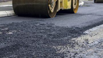 quantity of asphalt