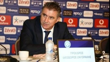 Thodoris Zagorakis