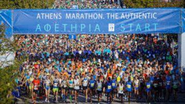 authentic marathon